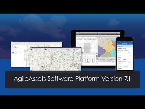 AgileAssets Version 7.1 - What's New