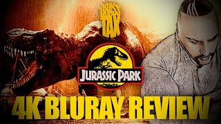 Jurassic Park 4K Bluray Review | Jurassic Park Collection 4K