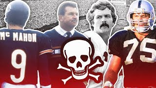 The Most VIOLENT Football Game the NFL WANTS YOU TO FORGET