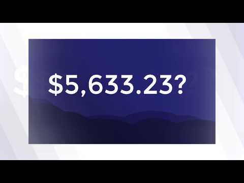 $5,633.23?