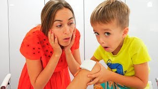 Yes Yes Song & more kids songs with Vlad and Nikita