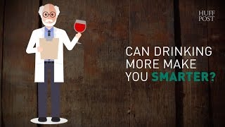 Can Drinking Make You Smarter?