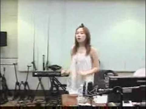 TaeYeon(SNSD) Cute Dance~!