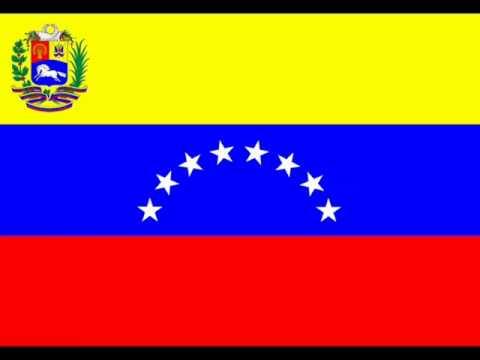 Himno Nacional de Venezuela   Gloria Al Bravo Pueblo! National Anthem Venezuela