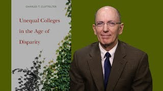 Duke Fall 2017 Faculty Reads: Charles Clotfelter video