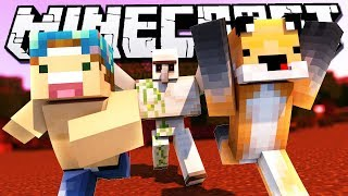 RUN FROM THE KILLER GOLEM! | Minecraft Minigames w/CPK