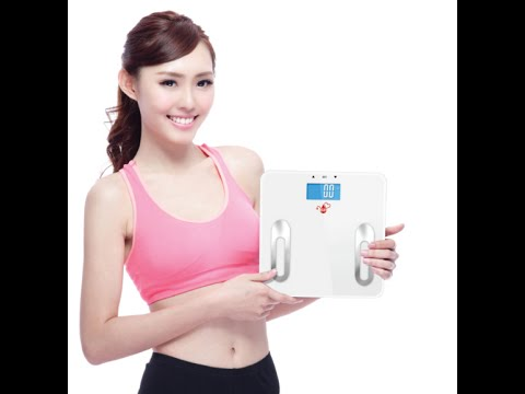 BP Body Smart Scale with Mobile App