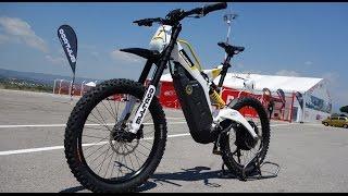 VTT électrique - Essai vidéo du Bultaco Brinco par Auto-Moto