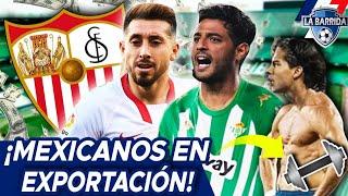 ¡Sevilla QUIERE a Héctor Herrera! ¿Carlos Vela ABANDONA MLS, va al Betis?Diego Laínez el Nuevo HULCK