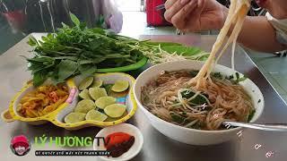 Nóng quá Sài Gòn không ăn cơm nổi 35k ĂN PHỞ BÌNH THỚI