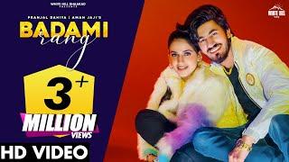BADAMI RANG – Vishvajeet Choudhary Video HD