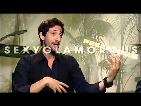 ADRIAN BRODY OSCAR WINNER VIDEO EXCLUSIVE ABOUT WINNING THE OSCAR
