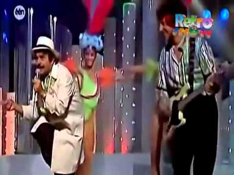 Two Man Sound - Disco samba (retro video with edited music) HQ