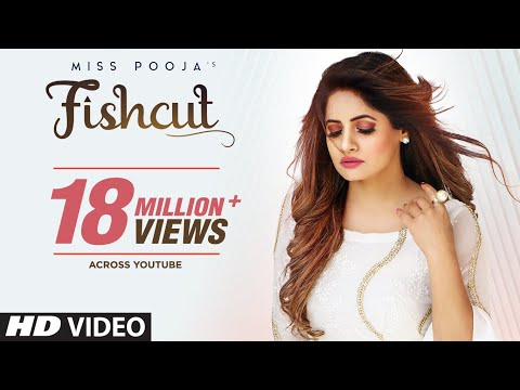 Miss Pooja : Fishcut (Full Video) Dj Dips