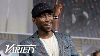 Marvel Studios Announces Mahershala Ali as 'Blade' - Comic Con Full Panel 2019