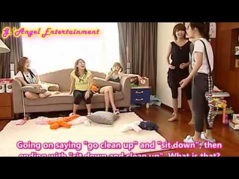 SNSD Yuri Being Funny Sometimes :)