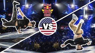 FINAL BATTLE: Issei VS Hong 10 | Red Bull BC One World Final 2016