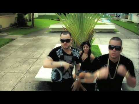 wibal & alex - la nena del caserio (official video)(official remix).flv