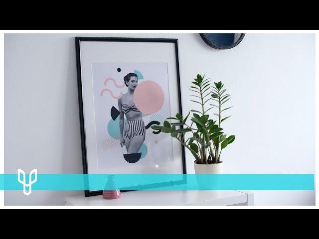 comment cr er une affiche pour un v nement gratuitement en ligne. Black Bedroom Furniture Sets. Home Design Ideas