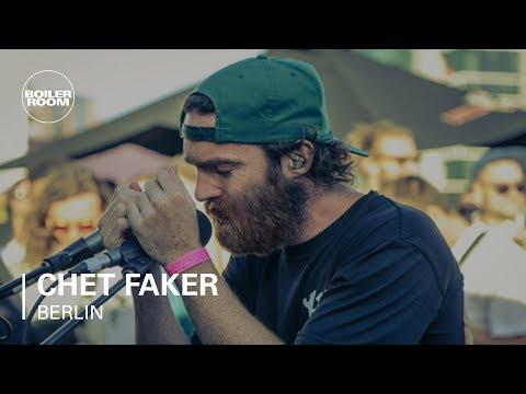 Chet Faker Boiler Room Melbourne Live Set