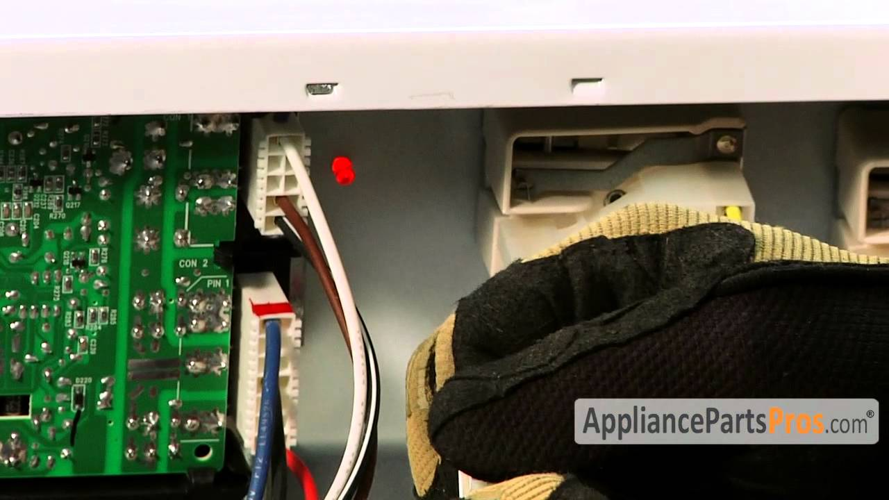 Oven Indicator Light How To Replace Youtube