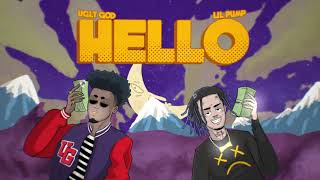 Ugly God - Hello ft. Lil Pump (OFFICIAL LYRIC VIDEO)