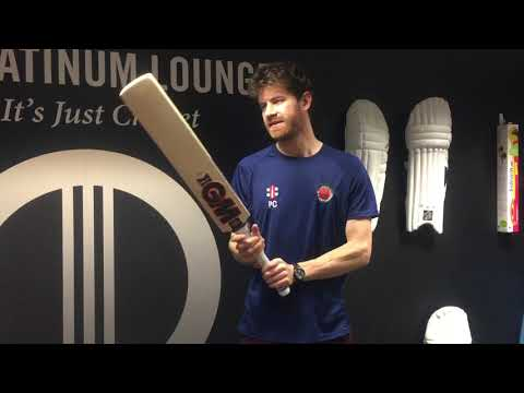 GM Mythos L540 DXM Signature Cricket Bat