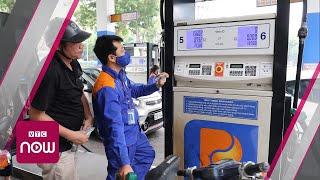 Giá xăng dầu đồng loạt giảm ngày nghỉ lễ
