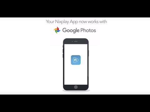 Here's the feature update you've all been waiting for! We're proud to announce that we're one of the first digital frame companies to integrate the Google Photos API in our mobile application. Now you can sit back, relax, and let Google Photos dynamically manage your albums. Watch this demo video to see how it will work on your Nixplay mobile app.   #GooglePhotosApi #GoogleMeetsNixplay #mobileapp #softwareupdates #featureupdates #dynamicplaylist