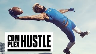 Odell Beckham Jr.'s New Nike Deal Is Worth More Than His NFL Contract