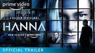 Hanna Season 2 2020 Amazon Prime Web Series Teaser