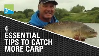 Thumbnail image for 4 Essential Tips to CATCH MORE carp!