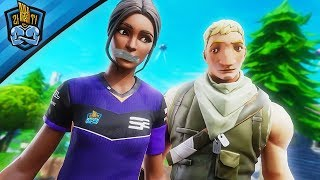 I am NOT allowed to talk to my Random Duos Partner! ... (they got upset)
