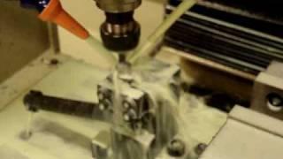 cnc threading a remington 700 bolt knob (part 1)