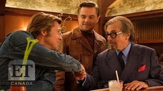 Reaction To New 'Once Upon A Time In Hollywood' Trailer