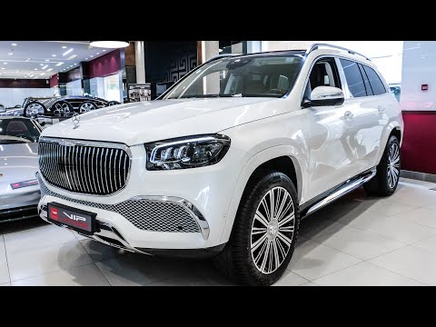 2021 Model Mercedes-Maybach GLS 600 4MATIC – Ultra Lüks SUV Teknik ve Özellikleri