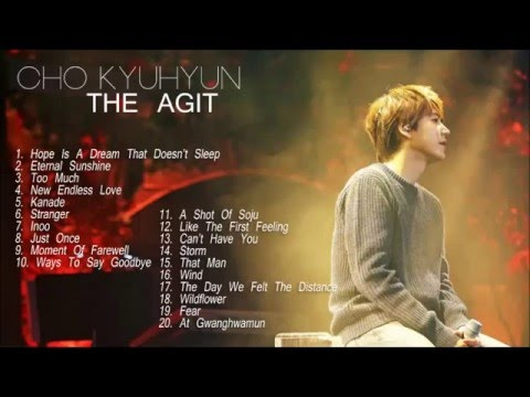 Kyuhyun - Best The Agit Live Performances - 2015