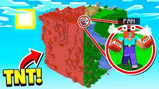 ANGRY FAN USES 10,000 TNT TO BLOW UP MY WORLD!