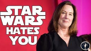 The Star Wars Agenda BACKFIRES - Kathleen Kennedy's True Plan Exposed
