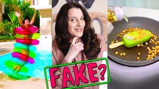 Debunking INSANE viral TikTok videos      Ann Reardon