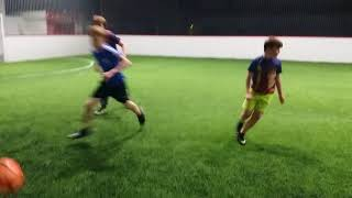 Epic Indoor Football Match - The Rematch(2)