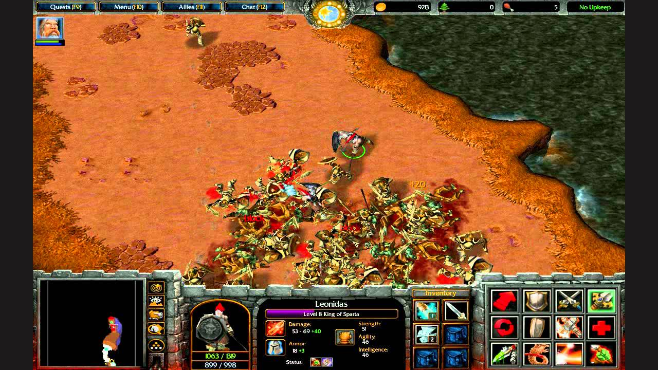 warcraft 3 map pack download