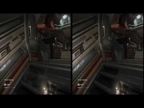 Alien Isolation Oculus Rift DK2 Zeiss Head Tracker TriDef 3D: part 7 : Ward Round
