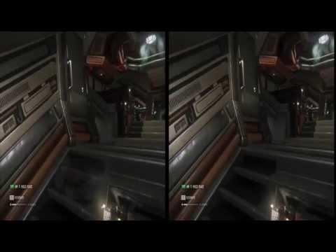 Alien Isolation Oculus Rift DK2 Zeiss Head Tracker TriDef 3D: part 7 : Ward Round