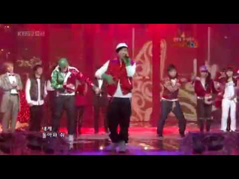 Super Junior & Big Bang christmas special