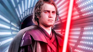 What if Anakin DIDN'T Burn? FULL - Star Wars Theory Fan-Fic