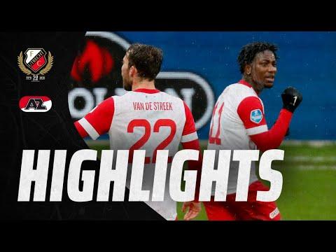 HIGHLIGHTS | FC Utrecht - AZ