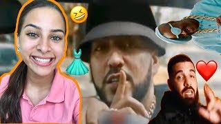 FRENCH MONTANA - NO STYLIST FT. DRAKE ( OFFICIAL MUSIC VIDEO ) REACTION / REVIEW 😯