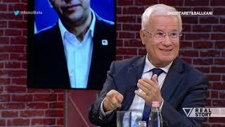 Real Story - Shqiptaret dhe Ballkani   Pj.1 - Talk Show - Vizion Plus