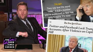 2021 Is Off To A Hot Start - Corden Catch-Up